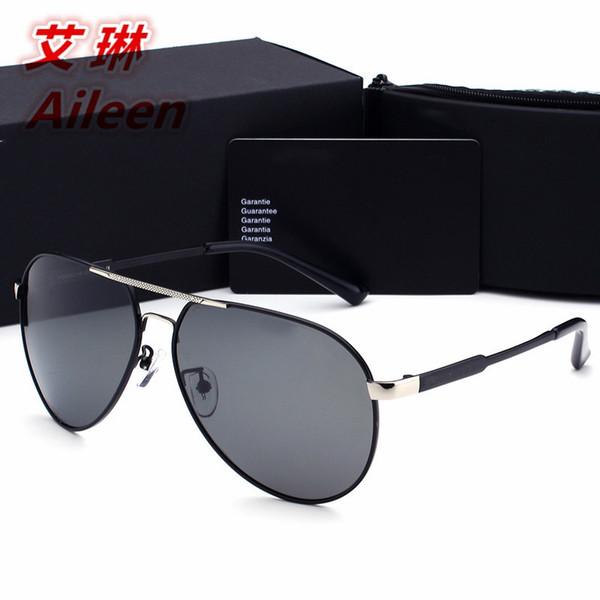2018 новое прибытие мужские поляризованные очки водитель зеркало открытый вождения зеркало рыболовные очки 8754 роскошные очки