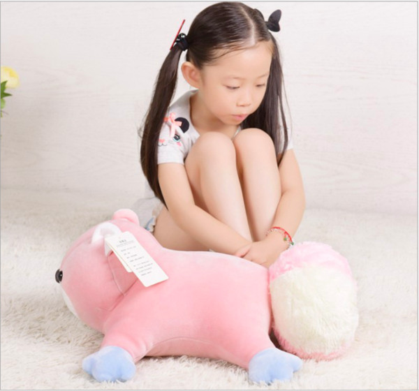 A dream Hamster Mouse Pet Plush Toy Hot Cute Lovely Hamster Children Educational Toy for Kids Christmas Gift