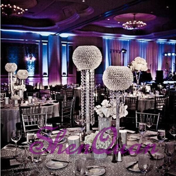 Silver Centerpieces For Dining Table