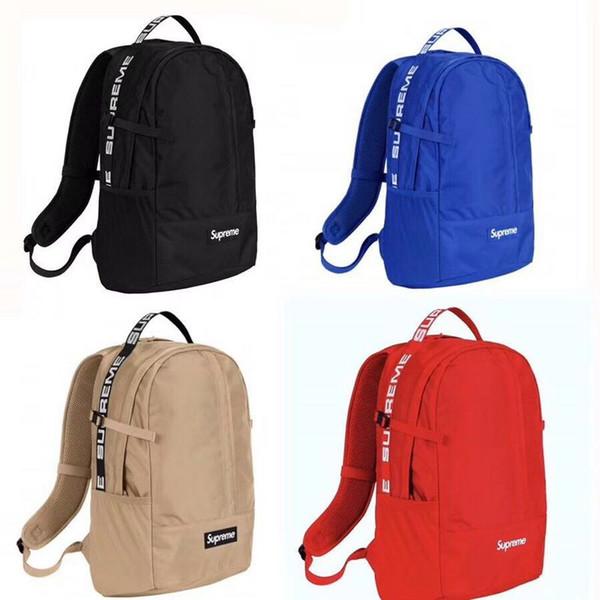 2018 brand fashion luxury designer bags Designer Backpack Men Women Waterproof Shcool Bags Portable Travelling Bags