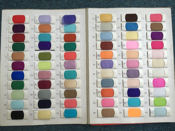 Custom Made From Color Chart