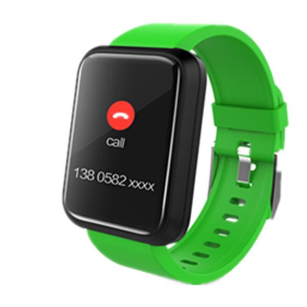 Спорт 3 Смарт-часы шагомер сердечного ритма кислорода в крови давление запястья Smartwatch для xiaomi smartwatch ПК L1 S9
