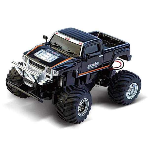1:58 remote small hummer a vehicle lamp rechargeable mini remote control model suvs children