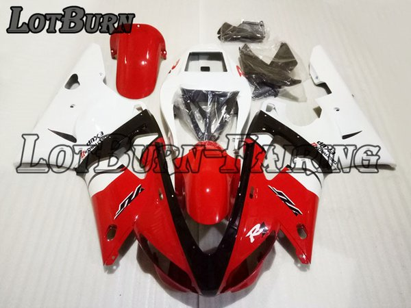 Fit For Yamaha YZF1000 YZF 1000 R1 1998 1999 98 99 Motorcycle Fairing Kit High Quality ABS Plastic Injection Molding Custom Made 02