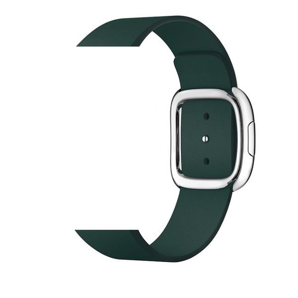 2018 Vendita calda cinturino classico Apple in vera pelle con cinturino moderno cinturino cinturino orologio Apple Series 4 3 2 1