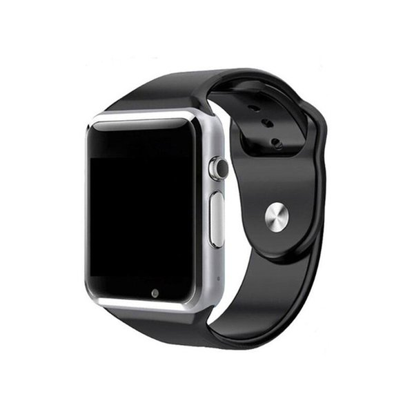 A1 Smart Uhr Bluetooth Smartwatch für IOS iPhone Samsung Android-Handy Intelligente Uhr Smartphone Sportuhren