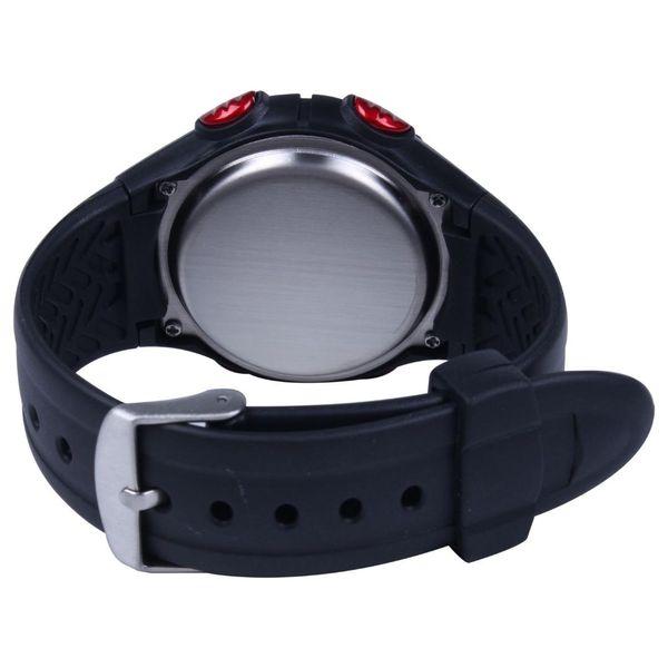 Fitness-Tracker, drahtloser Puls-Herzfrequenz-Monitor Fitness-Multifunktions-Digital-Sport-Uhr-Armbanduhr mit weicher Brust stra