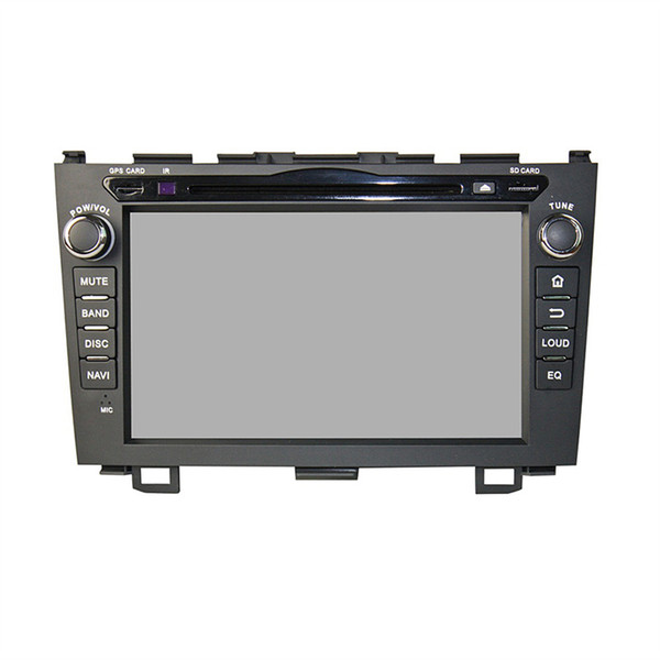 Car DVD player for Honda CRV 2006-2011 8inch Octa-core Andriod 8.0 with GPS,Steering Wheel Control,Bluetooth,Radio