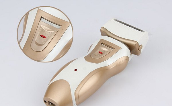 NEW ARRIVAL SHAVING REMOVAL ELECTRIC SHAVERS Charging type Dual purpose shaper and useful mini Portable freeshipping