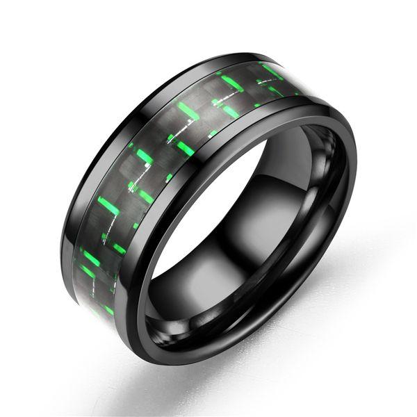 Черный / зеленый