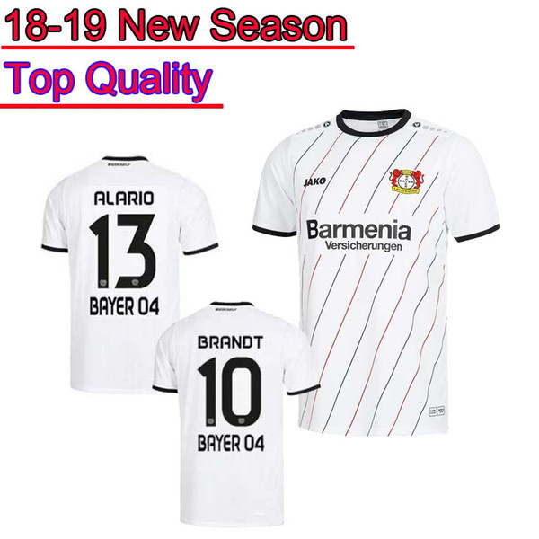 Jako Bayer 04 Leverkusen Maglia 2018/2019 Nero per Bambini