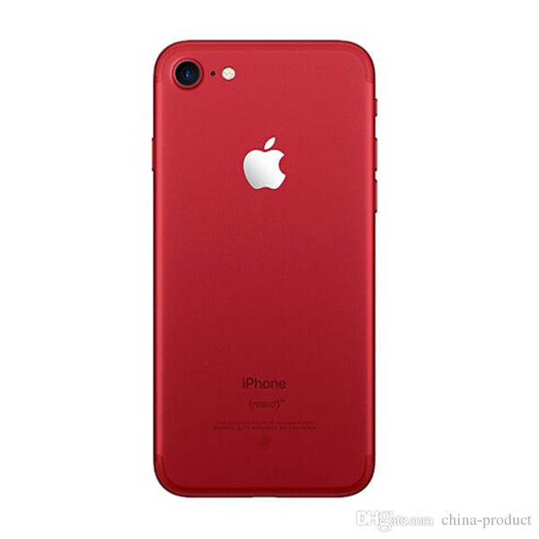 Refurbished Original Apple iphone 7 with touch ID Unlocked Cell Phone 32GB 128GB IOS10 Quad Core 12.0MP