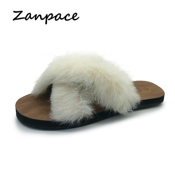 Novos chinelos de verão mulheres fora chinelos senhoras de pelúcia slip on coringa flip flops moda flip flops resistente ao desgaste pantufa