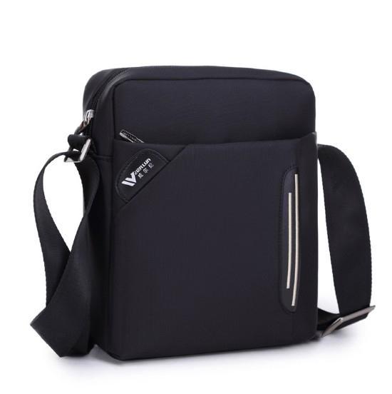 Fashion bag waterproof oxford bag single shoulder business bag