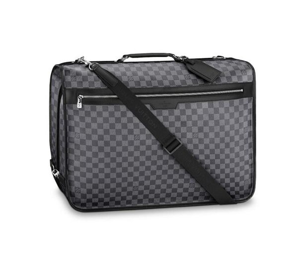 huweifeng4 HANGERS BAG 3 GARMENT N41384 Men Messenger Bags Schultertasche Totes Portfolio Aktentaschen Duffle Luggage