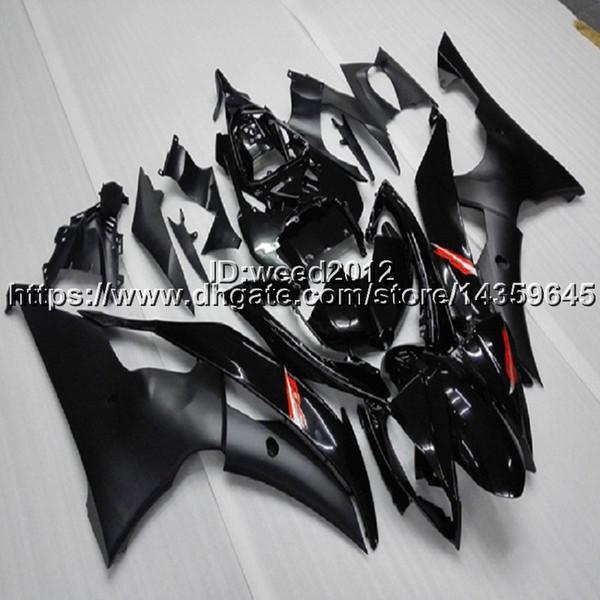 23colors + 5Gifts red Completos kits de carenado para Yamaha YZFR6 2008 2009 2010 2011 2012 2013 2014 2015 2016 YZF R6 motocicleta Carenado