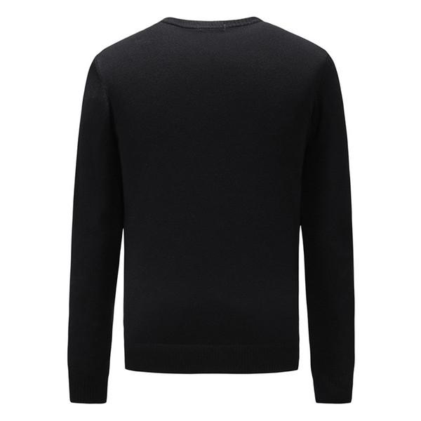 Compre Diseñador De Moda Suéter Hombres Sudadera Con Capucha De ...