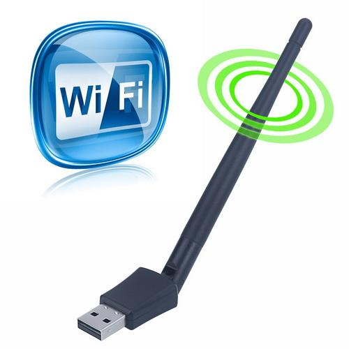 20 adet Mini USB WiFi AC 600 Mbps Kablosuz Adaptör 600 M TV Bilgisayar LAN Dual Band 2.4G / 5G 802.11 b / g / n / ac