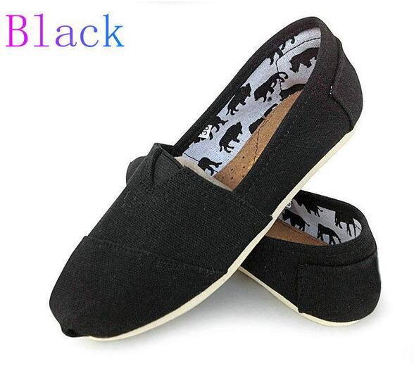 DORP shipping HOT Wholesale New Brand Women and Men Fashion Sneakers Canvas Shoes tom shoes loafers Flats Espadrilles shoes Size 35-45