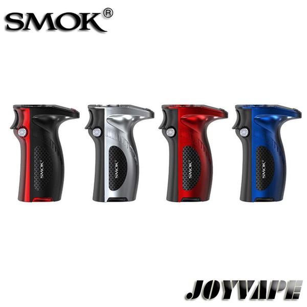 100% Original SMOK MAG Grip Mod 100 W com Tela Oled Distintivo Alimentado por 18650 20700 21700 Projeto Bloqueio da Bateria-n-carga