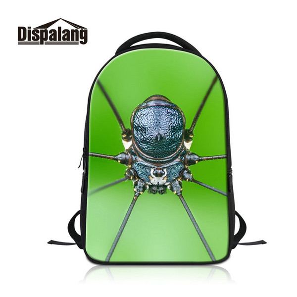 Animal Pattern Adults Mens Small/Medium Backpacks For Laptop Women Notebook Bags Teenagers Large Bookbag Children School Mochila Escolar