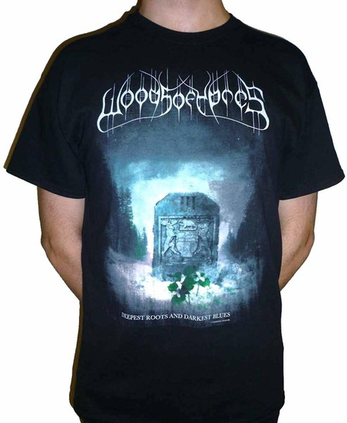 Woods Of Ypres - Woods III The Deepest Roots And Darkest Blues Camiseta Hombre Ropa