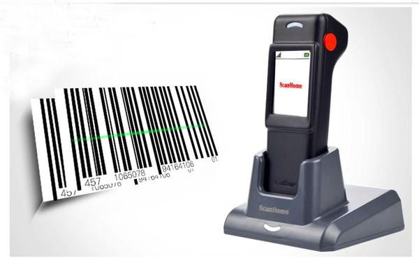 Lettore di codici QR scanner digitale senza fili SH-4200 Lettore di codici a barre Bluetooth 2D Scanner Barcod Handheld