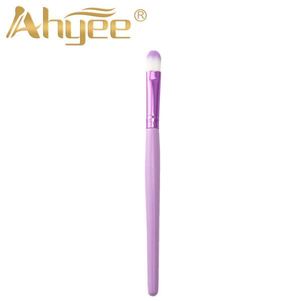 Babyliyan Concealer Makeup Brush Eyeshadow Cosmetic Flat Beauty Tool For Face Eye Wood Handle Nylon Hair High Quality Hot Sales