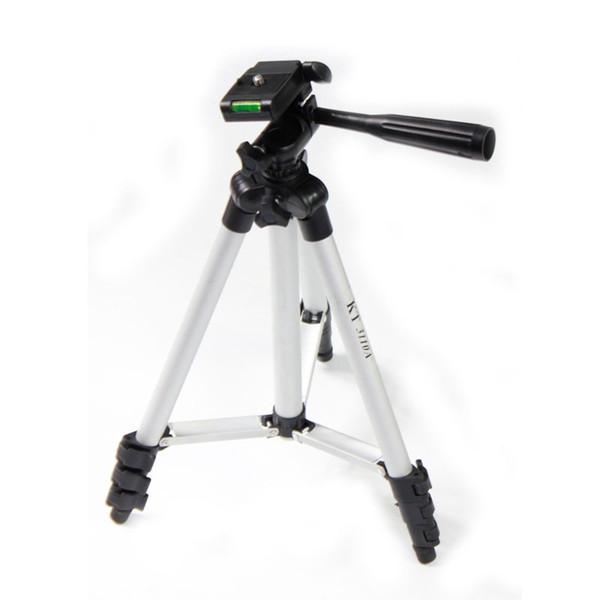 106cm/42 inch Professional Camera Tripod Monopod with Carry Bag for SLR DSLR Canon Nikon Sony DV Video - Travel Portable Tripod