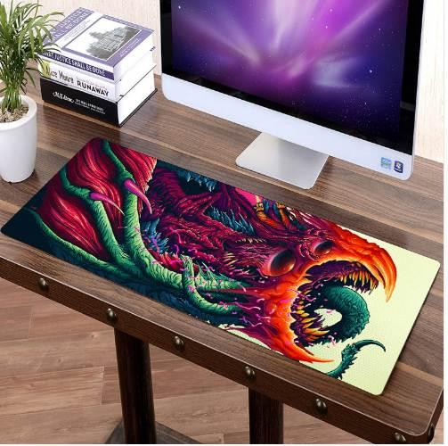 best selling FFFAS 80x30cm Large Custom DIY Mouse pad Mice Gamer Keyboard Mat XL Table Protector Soft Gaming Mousepad for Tablet PC Latop Hot