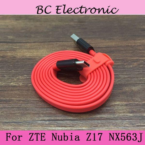 Оригинальный USB 3.0 Type-C Кабель для быстрой зарядки USB-C Кабель для ZTE Nubia Z17 NX563J USB зарядное устройство