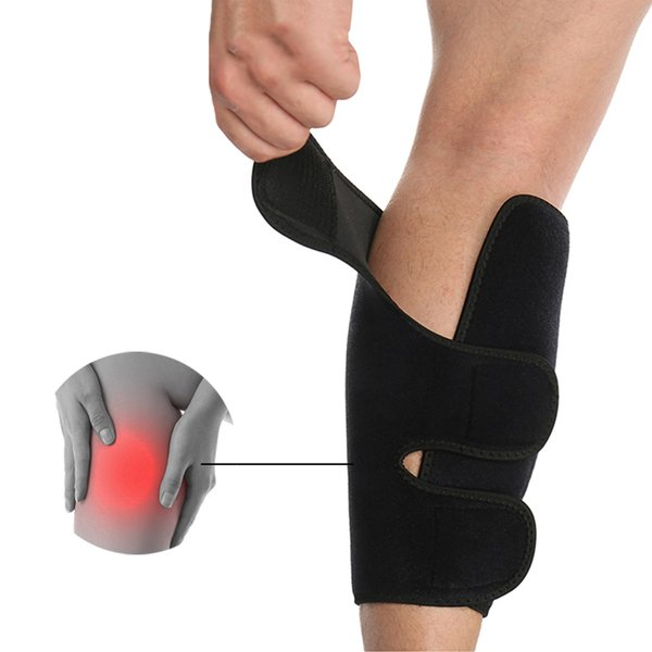 Men Women Calf Brace Support Compression Fitness Running Cycling Sports Leg Sleeve Sport Protection Gym medical protective gear