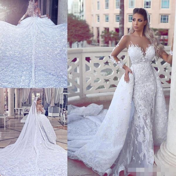 vestido de novia tren
