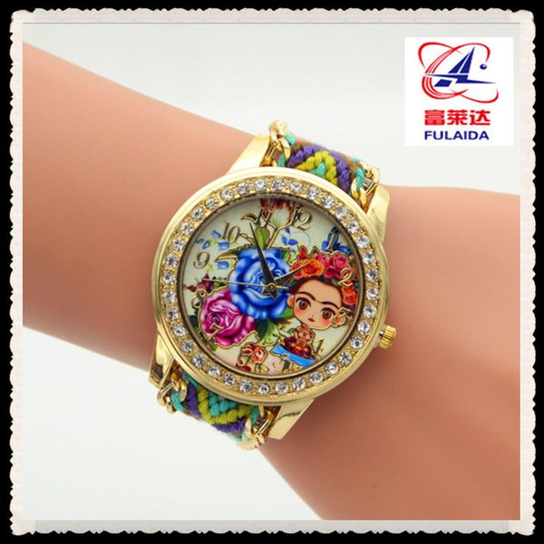New Bracelet watches on 2016, new speed, sale and sale of foreign trade, women's watch manufacturers, direct selling