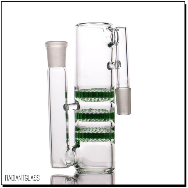 18mm Male- 18mm Female Green