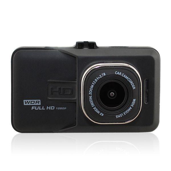 3.0inch CAR DVR FULL HD 1080P Car Camera 170 Degree Angle Dash Cam G-sensor Night Vision Video Recorder Black Kingkong 30PCS/LOT