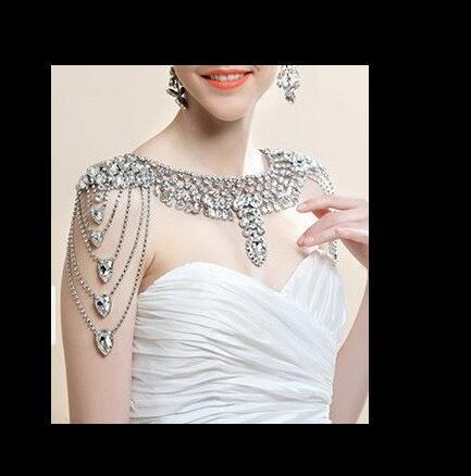 2018 новая мода плеча цепи мода шоу плеча цепи этап аксессуары