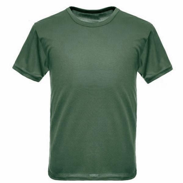 2018 T-Shirt Camo À Séchage Rapide Collant Respirant T-shirt Armée Tactique Homme Compression T Shirt Fitness Été Randonnée En Plein Air