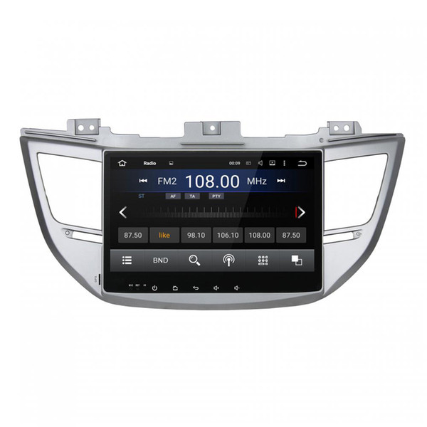 Free shipping Octa-core 10.1inch Andriod 8.0 Car DVD player for HYUNDAI IX35 2015 with GPS,Steering Wheel Control,Bluetooth,Radio