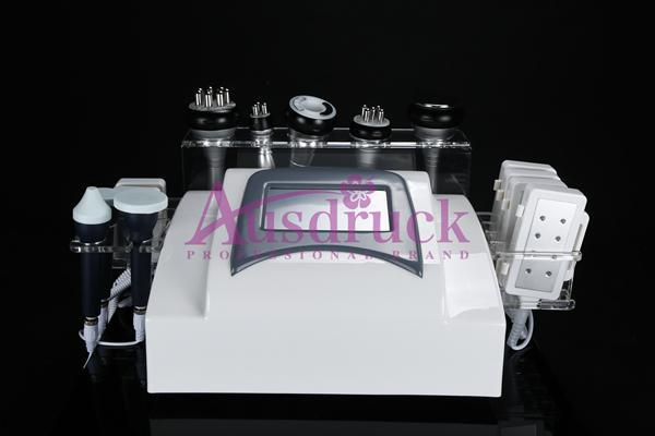 EU tax free Laser Lipolysis RF fat reduction Vacuum Cavitation Ultrasonic skin lifting multifunction Slimming machine
