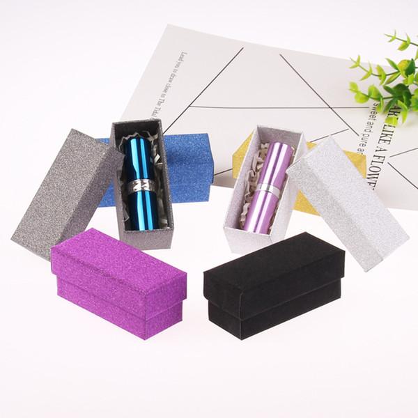 Venta al por mayor de alta calidad caja de paquete de lápiz labial barra de labios caja de regalo mascara de esmalte de uñas caja de regalo botella de perfume LZ1788