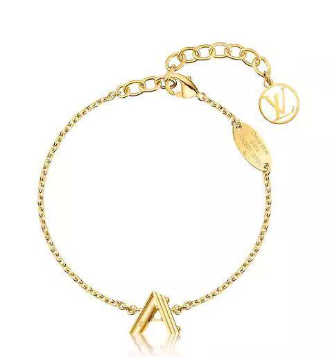 ME BRACELET, LETTER A Yard Pendant silver 925 Pendant Necklaces Bracelets Rings Etched Bolt Round Tag Charm
