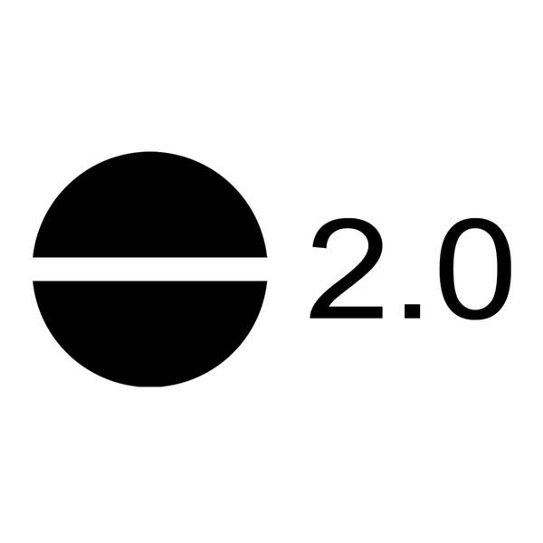 2.0 yivli