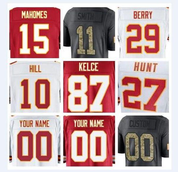 check out 1e1c7 e5de2 2019 Kansas City Travis Kelce Chiefs Jersey Marcus Peters Alex Smith  American Football Jerseys Elite Game Mens Womens Youth Kids Cheap Cheap  Xxxl From ...