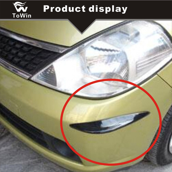 Universal Car Anti-Scratch Strip Special Protector of the 4 Corners of Car Body Anti-Collision Strip for Auto Vehicle