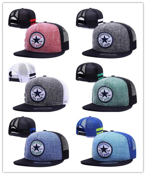 top popular Hip-hop cap Good Selling New conveser cap Adjustable hat Snapback Caps Men&Women sports hats Snapbacks Men Snapbacks Cheap 2020