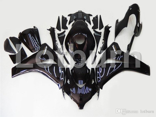 Motorcycle Fairing Kit Fit For Honda CBR1000RR CBR1000 CBR 1000 RR 2008 2009 2010 2011 Fairings kit High Quality ABS Plastic Injection A254