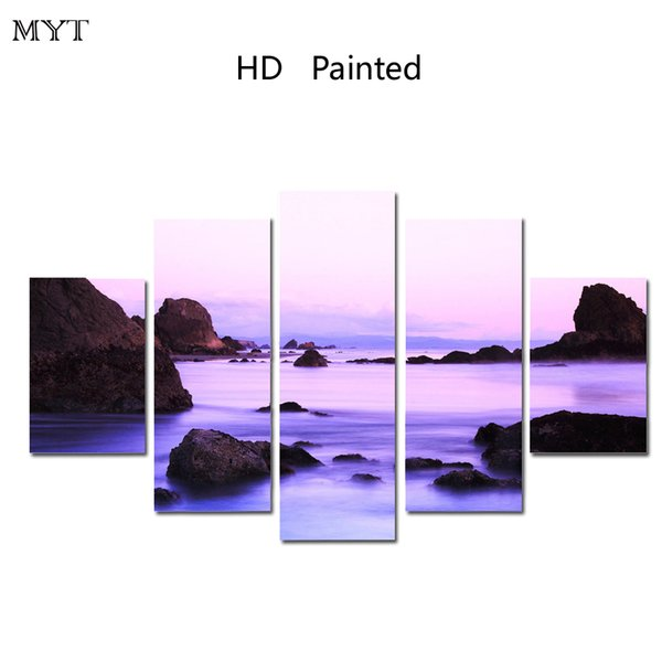 MYT Free Shipping Hot Sale HD Prints Painting on canvas room decoration print poster pictures hd painting best sale no frame