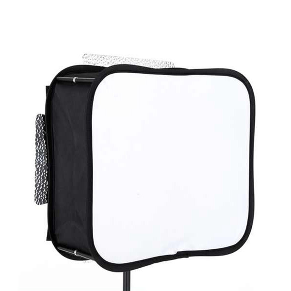 2018 Wholesale Sb600 Foldable Flash Softbox Diffuser For Yn600l Ii Yn900  Led Video Light Panel Photography Accessories Photo Studio Kits From