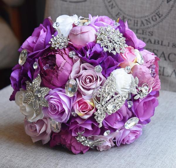 Eternal angel new products first wedding wedding supplies wedding simulation flowers